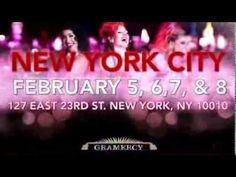 Burlesque to Broadway starring Quinn Lemley Official Gramercy Theatre, N...