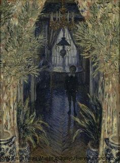 Claude Monet,Un coin d'appartement,© RMN-Grand Palais (Musée d'Orsay) / Hervé Lewandowski