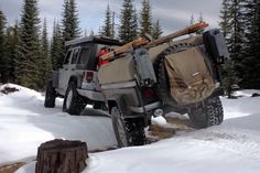 Build of the Month: Apache Raven Tent Trailer Published by Chris Cordes on February 24th, 2015