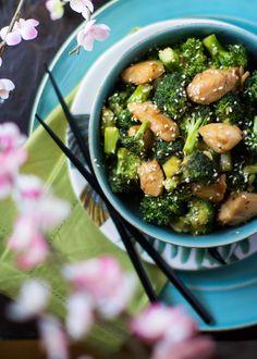 Chicken & Broccoli Stirfry