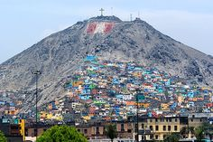 Lima, Peru - one of the most colorful cities in the world