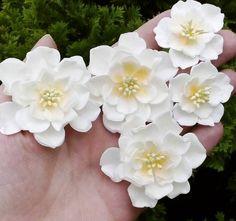 Witajcie! Dziś obiecany tutorial na kwiaty z filtrów do kawy/herbaty. Robię kwiaty z takich filtrów, na jakie trafię, ważne, żeb...