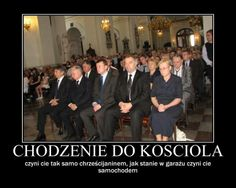 """Zbawienia sobienie """"wychodzmy"""" poprzez uczęszczanie do kościoła jeśli w naszym życiu na codzień nie rządzi wszechmogący Bóg JEZUS CHRYSTUS"""