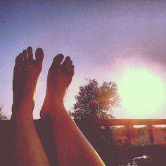 4. my feet (take 2)