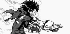 Boku no Hero Academia Mangacaps!
