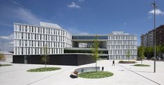 Vitoria-Gasteiz City Council Offices - Picture gallery