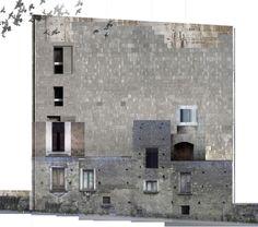 Beniamino Servino — Padiglione Italia. Innesti/ Grafting - Ambienti taglia e incolla — Image 1 of 13 - Europaconcorsi