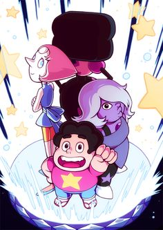 h0lyhandgrenade: My SU print, finally finished ^^ Can't wait for some new…