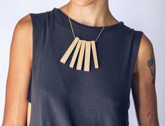 Serial Necklace \ BOUND.la