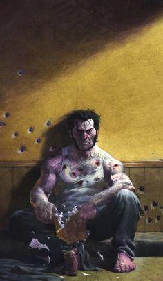 Wolverine (Esad Ribic)
