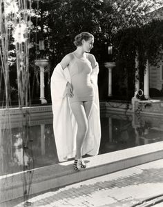 """There comes a point when a dream becomes reality and reality becomes a dream."" -- Frances Farmer (Bizarre Los Angeles)"