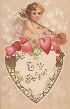 Wings of Whimsy: Cherub Hearts ,