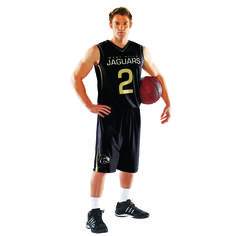 6bae208fd Hang Time fully sublimated ProSphere men s basketball uniform. Teamwork  Athletic Apparel