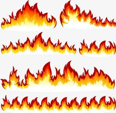 Flames of different shapes on a white background. Flames Of Different Shapes On A White Background. Royalty Free Cliparts, Vectors, And Stock Illustration. Drawing Flames, Fire Drawing, Festa Hot Wheels, Hot Wheels Party, Bolo Naruto, Flame Tattoos, Firefighter Birthday, Flame Art, Different Shapes