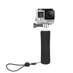 Get a grip on your GoPro! The Handler helps you get a steady shot in a multitude of different angles -- it's even buoyant, so your camera will stay afloat.