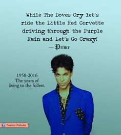Live to the fullest - Prince