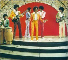 The Jackson Five (Dancing Machine)