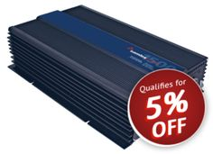 PST 1500W 12V Pure Sine Wave Inverter UL can be hard wired...