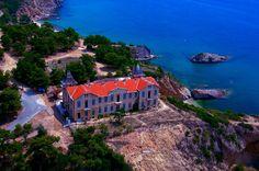"TRAVEL'IN GREECE I ""Palataki"", Limenaria on Thassos Island, Greece"