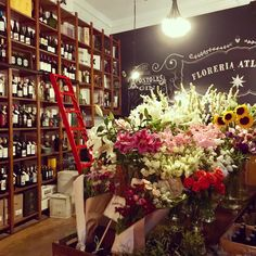 Buenos Aires Blossoms, Bottles and Booze - Travel * Food * Cool