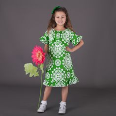 Green! A great color for Spring!