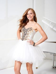 Terani P1586 Prom Dress 2013, Dresses 2013, Prom Dresses, Short Prom, Ball Gowns, Dress Prom