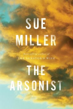 The Arsonist by Sue Miller | 32 Of The Most Beautiful Book Covers Of 2014