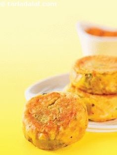 Batata vada, this popular street-food from western india has gained a place in the hearts of indians all over the country. Potatoes ensure that these vadas are filling, while the ginger, green chillies, coriander and lemon juice pep up the flavour, making your taste-buds crave for more, even when your tummy is brimful!