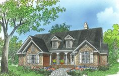 House Plan The Mackenzie by Donald A. Gardner Architects