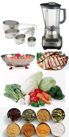 What different experts say are the 5 most important things in their kitchen for weight loss. Great ideas here!