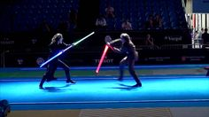In honor of the new Star Wars trailer, here is the Star Wars duel at the fencing world championship! - more at http://www.thelolempire.com