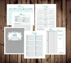 Home Business Planner Small Business Planner by MamasGotItTogether