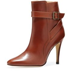 The Most Popular: Manolo Blahnik Ribafa Buckled Ankle Boot, Medium B. High Heel Boots, Heeled Boots, Bootie Boots, Shoe Boots, High Heels, Cute Shoes, Me Too Shoes, Zapatos Shoes, Shoes Heels