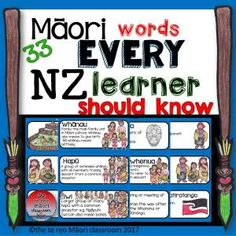 33 Maori Words Every New Zealand Learner. by Michele Coxhead Treaty Of Waitangi, Waitangi Day, Maori Words, Maori Symbols, Nz History, Maori Patterns, Maori People, Maori Designs, Core Curriculum