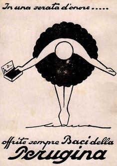 "The art of ""kisses"": Seneca's Baci Perugina - Italian Ways Retro Advertising, Vintage Advertisements, Vintage Ads, Vintage Prints, Vintage Posters, Seneca, Happy Eyes, Italian Posters, Retro Housewife"
