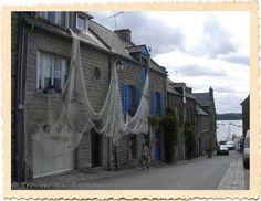 Maison de pêcheur à Saint-Suliac