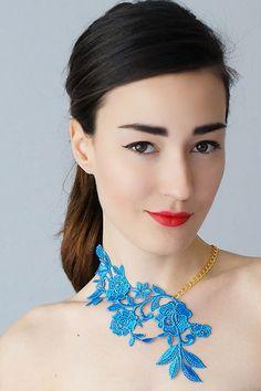 Fashion Lace Necklace