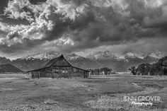Moulton Barn by Jenn Grover on 500px