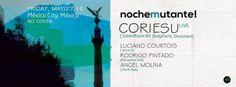 Nochemutante & Coriesu at Secret Location /Por #HYPEméxico