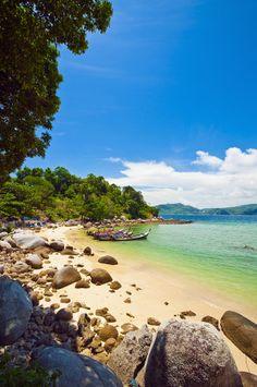 ✮ Thailand, Phuket - Paradise Beach  http://www.vacationrentalpeople.com/vacation-rentals.aspx/World/Asia/Thailand/Phuket/