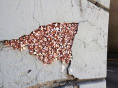 Urban Geodes – Crystalized Rock Formations around the Streets of L.A. by Paige Smith