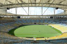 Estádio Jornalista Mário Filho (Maracanã), de Fernandes Arquitetos Associados