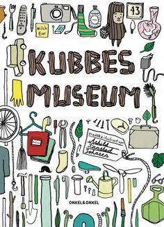Fine Fine Books: Ashild Kanstad Johnsen: Kubbes Museum