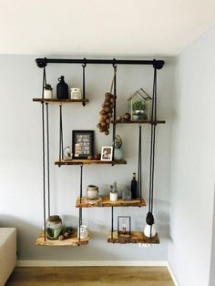 Wall Decor Inspiration - Best Ideas How To Living Room Wall Decor Diy Home Decor Living Room, Diy Home Decor Projects, Room Wall Decor, Bedroom Decor, Decor Ideas, Living Rooms, Art Ideas, Apartment Living, 60s Bedroom
