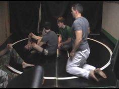 Catch Wrestling Short Arm Scissor/Arm Peel with Jujitsu Variation