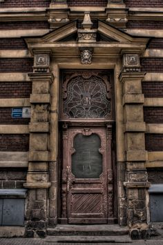 """Polish Door"" by bobbybradley on Flickr - Polish Door in Katowice, Poland"
