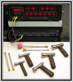 Rhythmical steel tool page