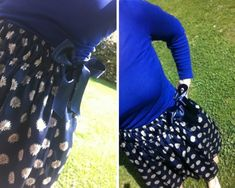 Gonna con elastico, cartamodello semplice, facile da cucire Skirt with elastic band, easy pattern. easy to sew https://dreamaloudsite.wordpress.com/2018/04/29/la-gonna-margherita-the-daisy-skirt/