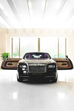 Ok, so I know its not a house, but its the DREAM car that will be parked in my garage!!! Rolls Royce