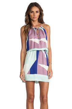 Parker Fleur Dress in Calypso Barbados from REVOLVEclothing